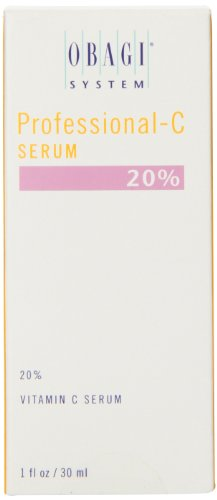 Obagi System Professional-C 20% Vitamin C Serum 1-Ounce Bottle (30ml)