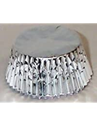 Take #4 Lined Silver Foil Candy Cup cheapest