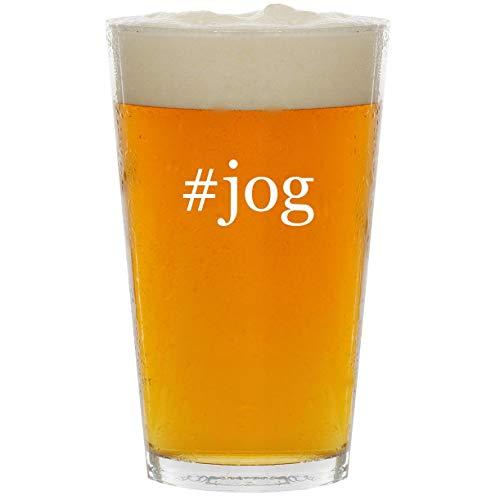 Bebelove Double Jogging Stroller - #jog - Glass Hashtag 16oz Beer Pint