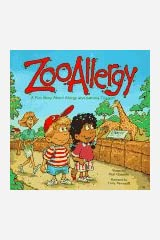 Zooallergy : A Fun Story About Allergy and Asthma Triggers Paperback
