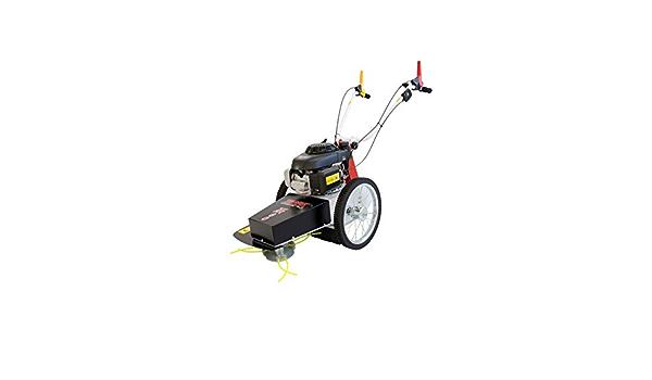 Desbrozadora con ruedas Tekna TR60: Amazon.es: Bricolaje y herramientas