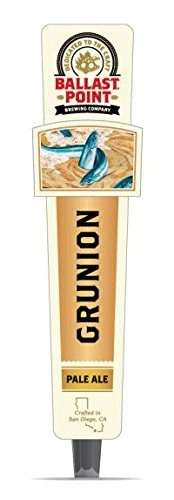 Ballast Point Tall tap Handle (Grunion Pale Ale)