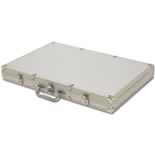 Brybelly Holdings CAS-1000 1,000 Ct Aluminum Case by Brybelly