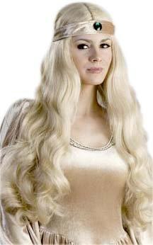 Women's Deluxe Zelda Costume Wig