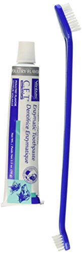 Cet Dog Toothpaste (C.E.T. Oral Hygiene Kit for Dogs Cats)