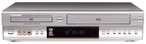 Toshiba SD-V390 Progressive-Scan DVD-VCR Combo