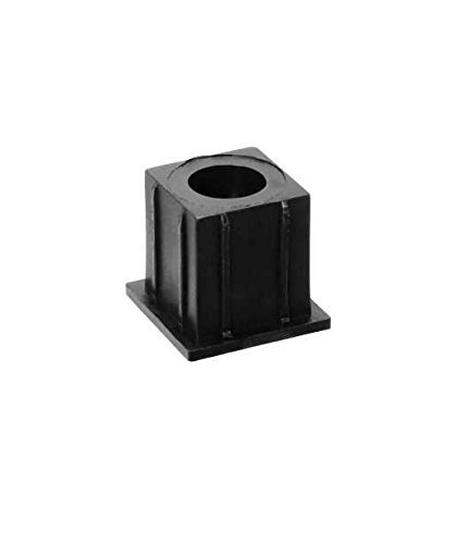 Baluster Connector - Deckorators Estate Standard Connectors, Black, 20 Pk.