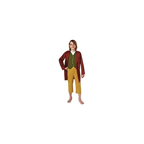 Bilbo Baggins Costumes (Bilbo Baggins Child Costume - Medium)