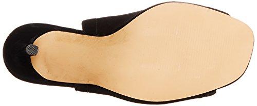 Steve Madden Sophie vestido de la sandalia Black