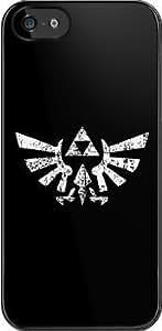 SUUER Zelda Triforce Symbol Custom Hard CASE for iPhone 5s Durable Case Cover