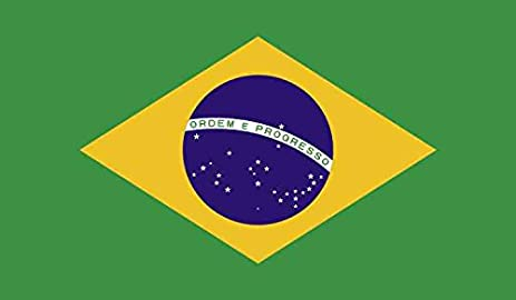 5in x 3inside adhesive brazil flag sticker vinyl vehicle decal stickers by stickertalk