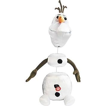 Frozen - Muñeco Olaf cantarín y bailarín, 33 x 19 cm (IMC Toys 16125