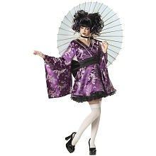 Lovely Lolita Geisha Adult Costume - Medium -
