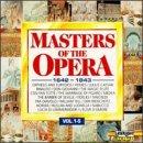 Masters of Opera 1642-1843 Vol 1-5