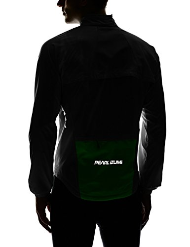 Pearl Izumi - Ride Mens Elite Barrier Convertible Jacket Black yd1JOS8Z