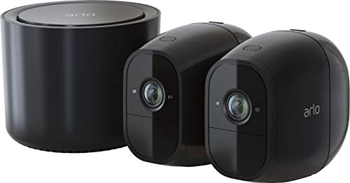 Arlo Pro 2 2-Camera Indoor/Outdoor Wireless 1080p Security Camera System