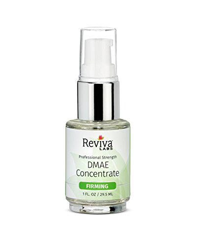 - Reviva Labs DMAE Concentrate, 1oz Firming Fluid, Facial Serum, Minimizes Pores, Fine Lines & Wrinkles: Non-Toxic Skin Tightening Face Serum