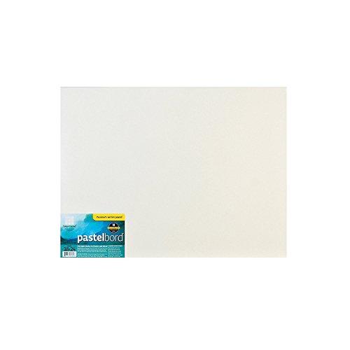 앰퍼샌드 화이트 파스텔 보드 18 인치 x 24 인치/Ampersand White..
