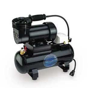 Paasche D3000 Air Compressor and Tank