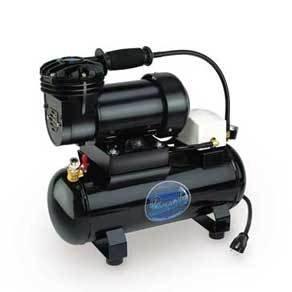 Paasche D3000 compresor de aire y tanque [.con]