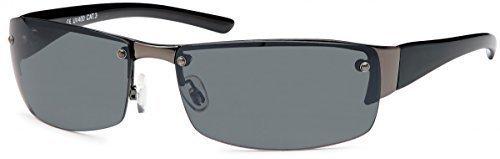 Matrix Herren Sonnenbrille Sportbrille Rad Brille Radbrille Sport Wayfarer Nerd