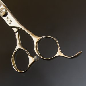 ''SAHO'' Hair Cutting Scissors 7.0, Made of High Carbon Stainless Steel