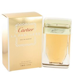 Cartier La Panthere Eau de Parfum Spray, 2.5 Fluid Ounce
