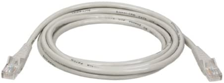 25FT CAT5E GRAY PATCH CABLE SNAGLESS MOLDED 350MHZ TRIPP LITE N001-025-GY