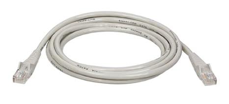 Tripp Lite Cat5e 350MHz Snagless Molded Patch Cable (RJ45 M/M) - Blue, 7-ft.(N001-007-BL)