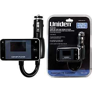 Uniden UN762 Durable Gooseneck FM Transmitter