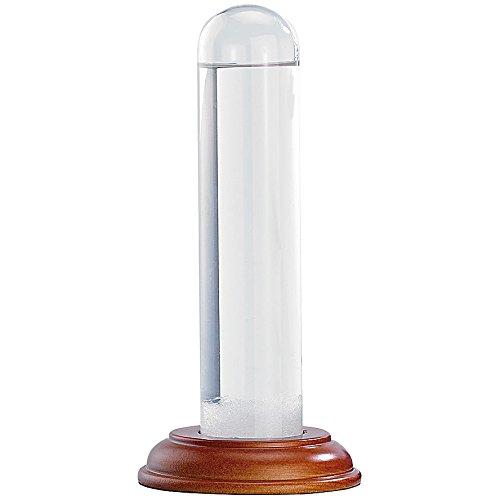Baromètre FitzRoy en verre 17 cm Pearl