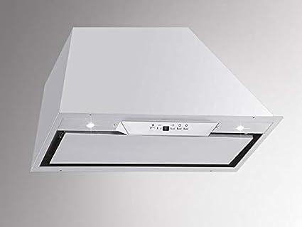 Silverline ASL 685.1 E Astec Deluxe - Campana extractora (53 cm): Amazon.es: Grandes electrodomésticos