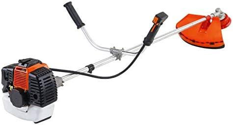 Herzberg HG-5200; desbrozadora de gasolina, cortadora de ...