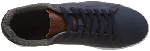 SPM Lacoste Blu 2 Uomo 318 Sneaker Carnaby Evo 2q8 Nvy Brw Iwq416