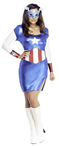 Secret Wishes Marvel Universe Miss American Dream