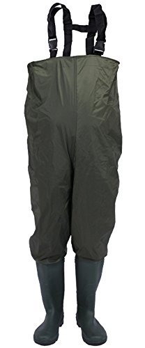 QZUnique Waterproof Nylon and PVC Cleated Bootfoot for sale  Delivered anywhere in Canada