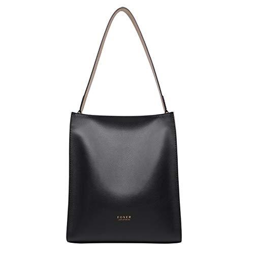 CHUHUI Female Bag Casual Big Bag Tote Bag Soft Leather Handbag Large Capacity Shoulder Bag
