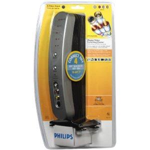 Philips US2-PH61153 Interruptor de Video: Amazon.es: Electrónica