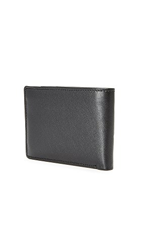 Billfold Black Nassau ID Tumi Double Textured Wallet Lock Men's wWgfxSB7qX