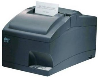 Star Micronics, SP742ME GRY US, Impact Receipt Printer, Ethernet, Auto Cutter, Internal Power Supply with Power Cable Incl. (Ticket Printer Paper compare prices)