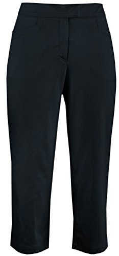 Tail Ladies Tech Capri Pants Midnight Navy Size 6  - golf