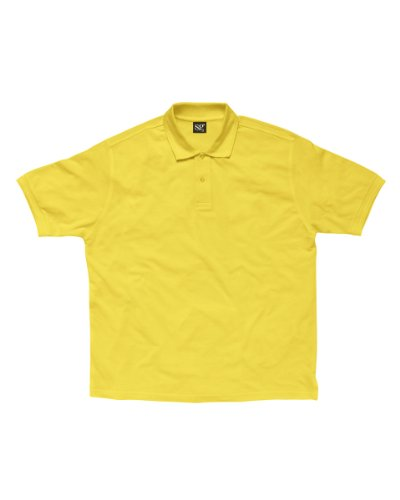 Sg - Camisa deportiva - para mujer Amarillo amarillo small