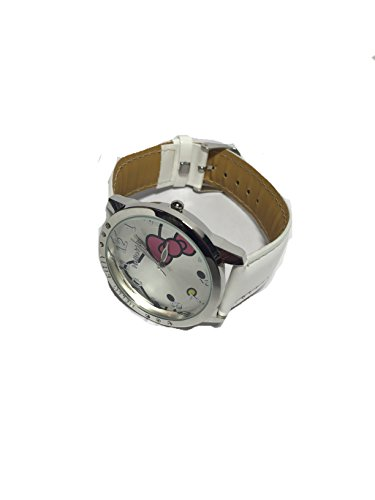Hello Kitty Watch for Kids Girls Women White Holiday Christmas Gift