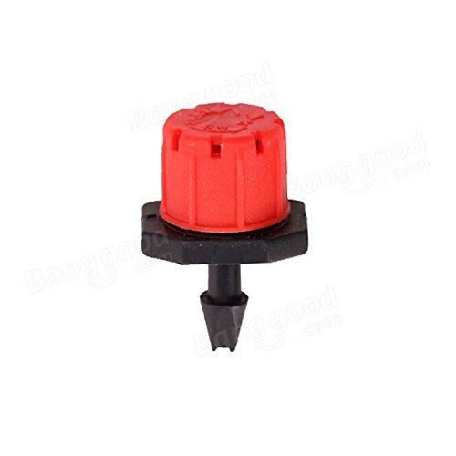 - Bazaar Adjustable Eight Water Outlets Dripper Garden Micro Spray Irrigation Spray Nozzle