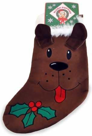 - Outward Hound Kyjen  Dog Stocking, Brown