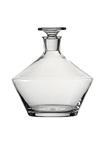 Schott Zwiesel Tritan Crystal Glass Pure Whiskey Decanter by Schott Zwiesel