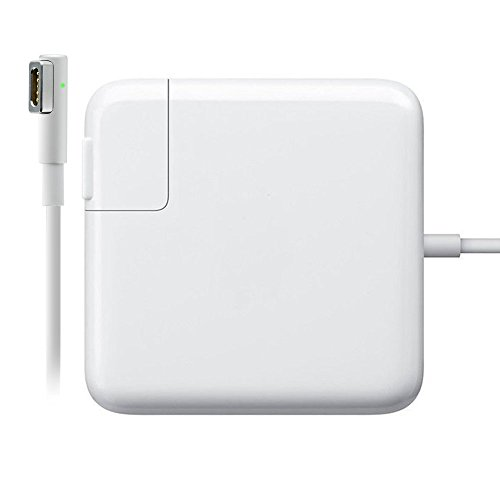- Fit for MacBook Pro/Air Charger, Replacement 85W Magsafe 1 Magnetic L-Tip Power Adapter Charger for Apple MacBook Air 11 inch 13 inch 15 inch 17 inch 85W MS 1 L-tip