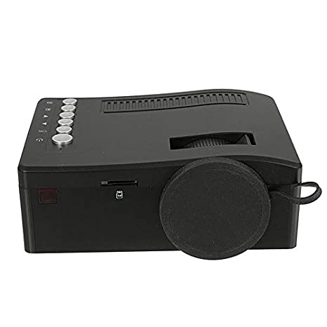 Mini proyector de Cine en casa T16 Proyección HD portátil ...
