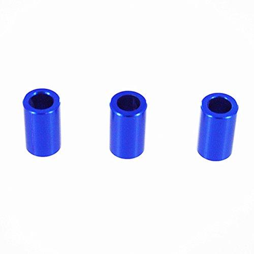 Blue Aluminum Gear - Redcat Racing Aluminum Gear Plate 3P Spacer, Blue