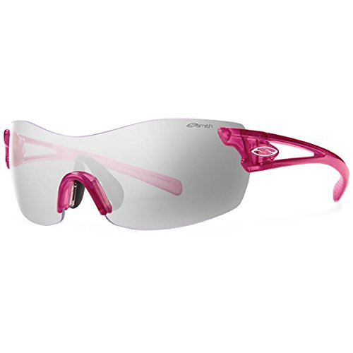 Smith Optics Pivlock Asana Sunglasses, Crystal Plum Frame, Super Platinum Ignitor Carbonic TLT - Optics Tlt